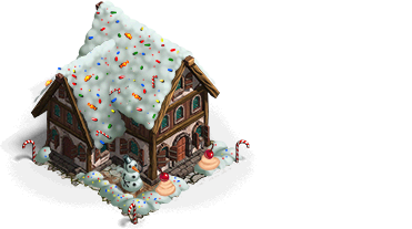 Gingerbread House Level 5